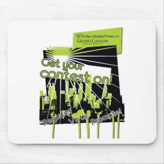 TSHIRTLimeMensCityScapeTshirt Mouse Pad