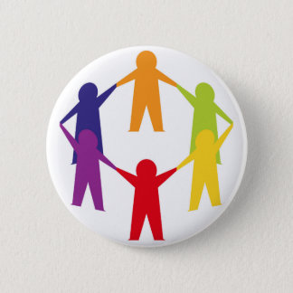 Tshirts edition with Family sign Pinback Button