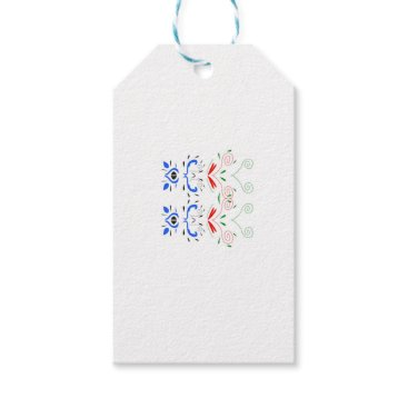 Professional Business Tshirts with Ornaments Gift Tags