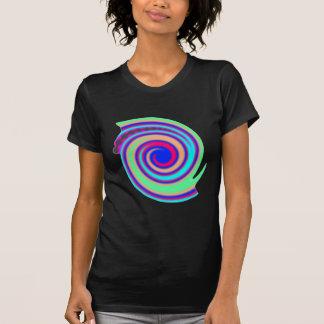 tshrts de la moda de la torsión del color para tod camiseta