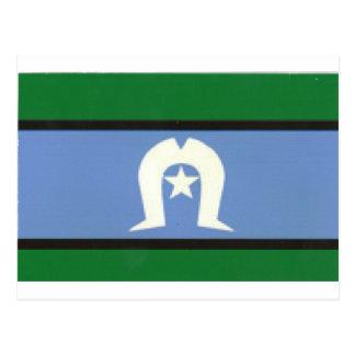 TSI Flag Postcard