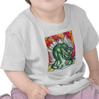 Tsien largo Dracul Camisetas