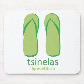 Tsinelas Mouse Pad