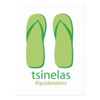 Tsinelas Post Card