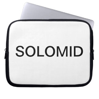 TSM TEAM SOLOMID LAPTOP CASE SLEEVE
