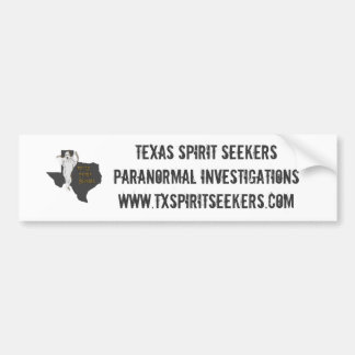 TSS Bumper Sticker