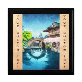 Tsuchiya Koitsu Kameido Tenmangu Shrine Gift Boxes