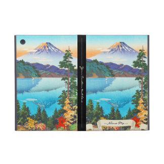 Tsuchiya Koitsu Lake Ashi in the Hakone Hills iPad Mini Cases