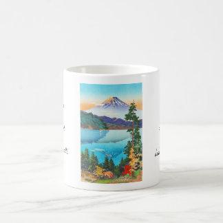 Tsuchiya Koitsu Lake Ashi in the Hakone Hills Mug