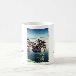 Tsuchiya Koitsu  Matsushima shin hanga scenery Classic White Coffee Mug