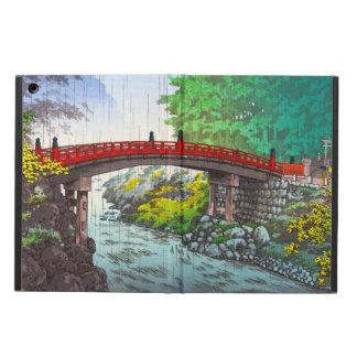 Tsuchiya Koitsu Nikko Sacred Bridge japanese scene iPad Air Cover