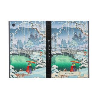 Tsuchiya Koitsu Sketches of Famous Places In Japan iPad Mini Case