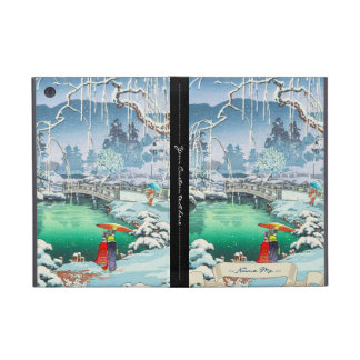 Tsuchiya Koitsu Sketches of Famous Places In Japan iPad Mini Covers