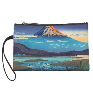 Tsuchiya Koitsu Tokaido Fujikawa landscape art Wristlets