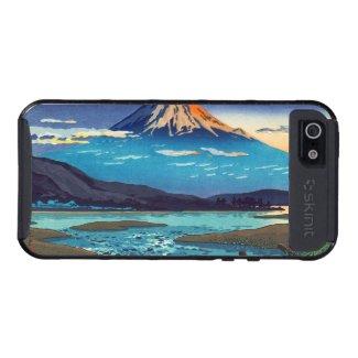 Tsuchiya Koitsu Tokaido Fujikawa landscape art iPhone 5 Cover