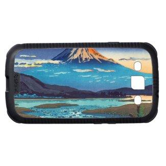 Tsuchiya Koitsu Tokaido Fujikawa landscape art Galaxy SIII Case