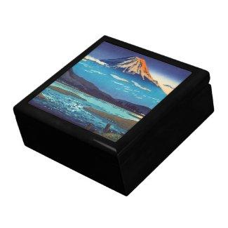 Tsuchiya Koitsu Tokaido Fujikawa landscape art Gift Box