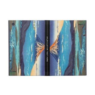 Tsuchiya Koitsu Tokaido Fujikawa landscape art Cases For iPad Mini
