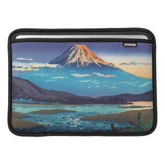Tsuchiya Koitsu Tokaido Fujikawa landscape art MacBook Sleeves
