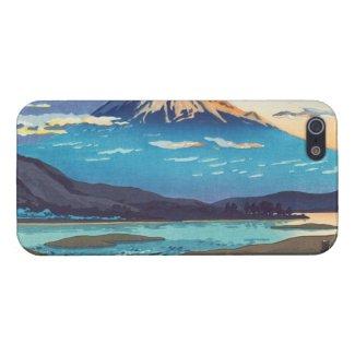 Tsuchiya Koitsu Tokaido Fujikawa landscape art Covers For iPhone 5
