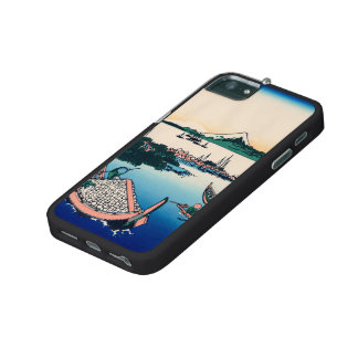 Tsukada Island in the Musashi province iPhone 5/5S Cases