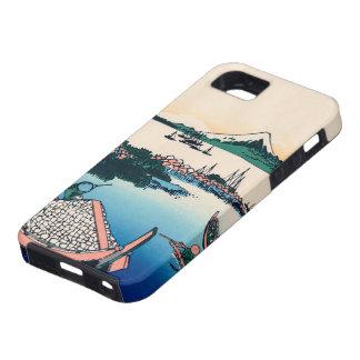 Tsukada Island in the Musashi province iPhone 5 Cases