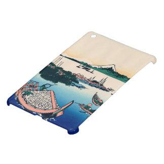 Tsukada Island in the Musashi province iPad Mini Covers