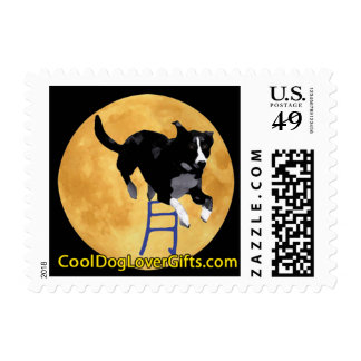 Tsuki Cool Dog Lovers Stamp