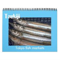 tsukiji 2021 calendar