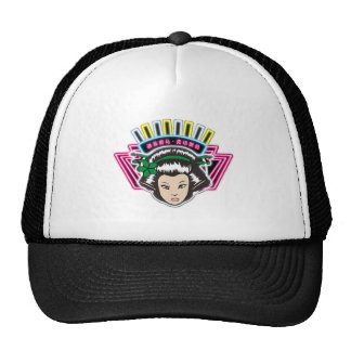 TSUNAGI - Mexico Trucker Hat