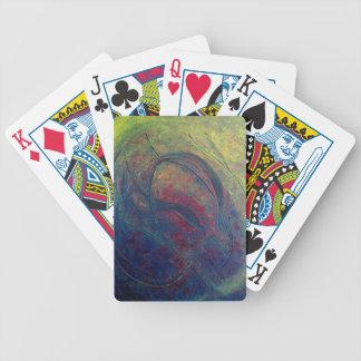 Tsunami atómico cartas de juego