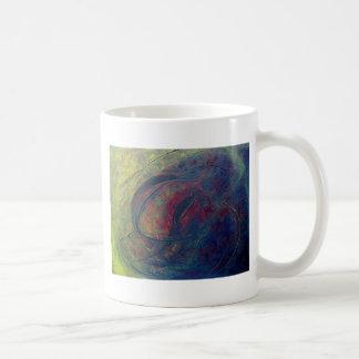 Tsunami atómico taza de café