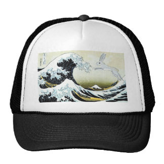 TSUNAMI BUNNY MESH HATS