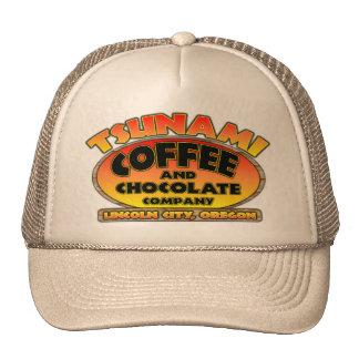 Tsunami Coffee & Chocolate Company Gorros