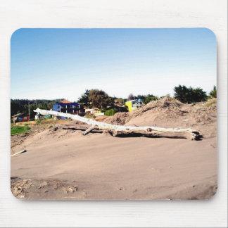 """""""Tsunami Driftwood"""" Mouse Pad"""