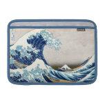Tsunami Great Wave MacBook Air Sleeves