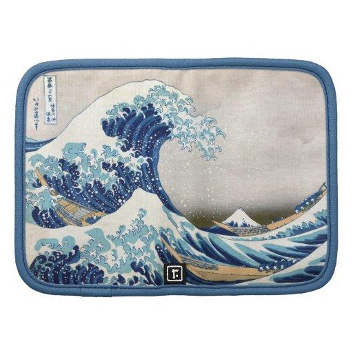 Tsunami Great Wave Organizers