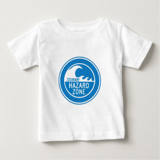 TSUNAMI HAZARD ZONE BABY T-Shirt