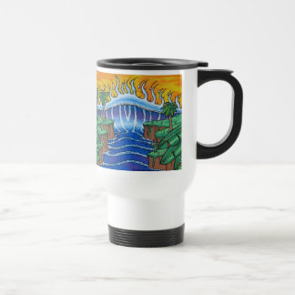 Tsunami Lunch travel Mug