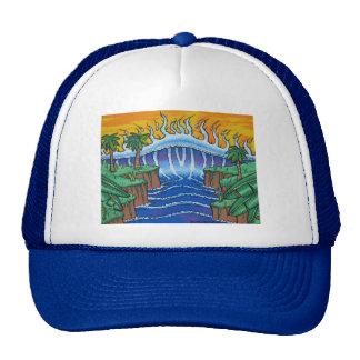 Tsunami Lunch Trucker Hat