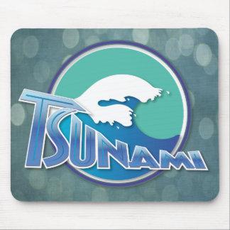 Tsunami Mousepad