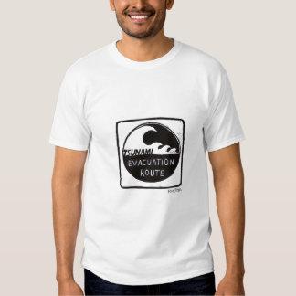 Tsunami! Shirts