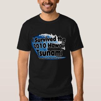 Tsunami Survivor Tee Shirt