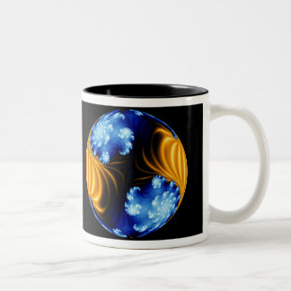 Tsunami Two-Tone Coffee Mug