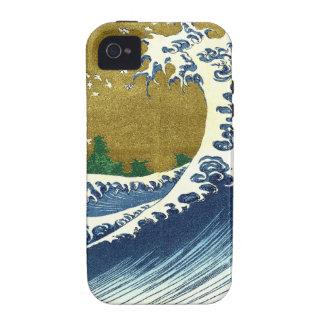 Tsunami Wave iPhone Case iPhone 4/4S Cover