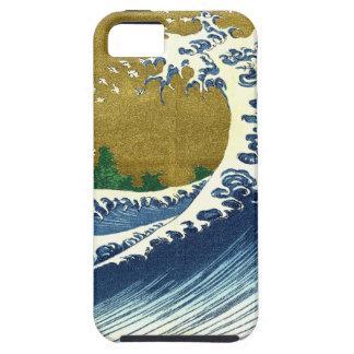 Tsunami Wave iPhone Case iPhone 5 Cover