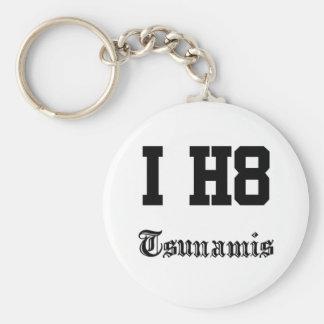 tsunamis keychain