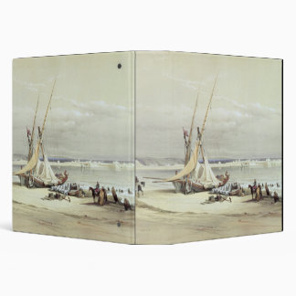 Tsur, ancient Tyre, April 27th 1839, plate 69 from 3 Ring Binder