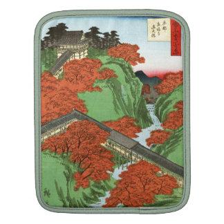 Tsuten Bridge, Tofukuji Temple at Kyoto Sleeve For iPads