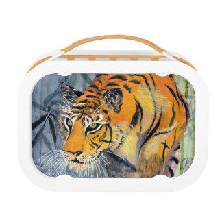 Tsuyako Tiger Lunch Box